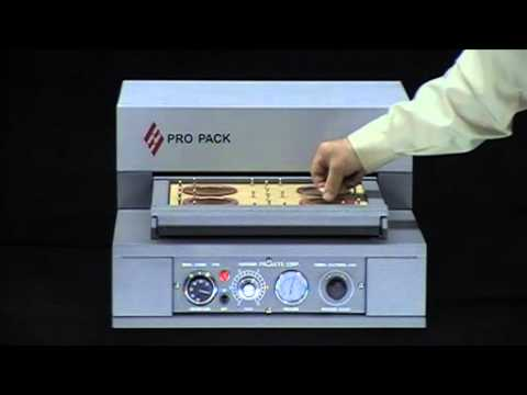 PRO PACK® NEW 9X12 BLISTER PACKAGING SEALING MACHINE