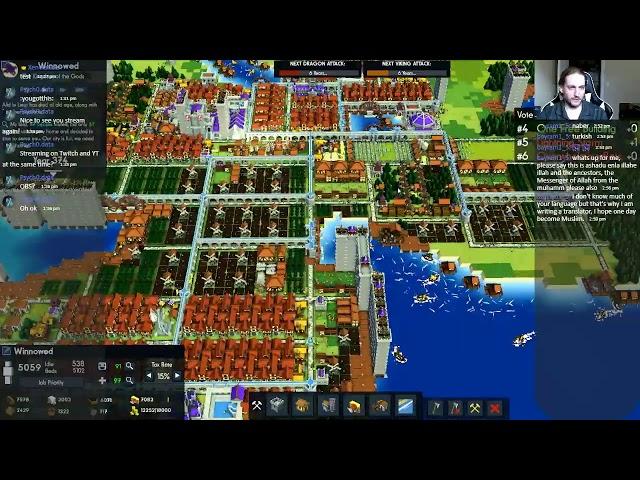 Kingdoms and Castles live stream - 03