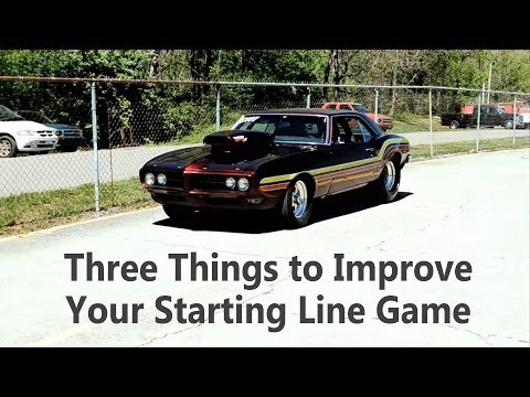 Episode 3: Three Things to Improve Your Starting Line Game