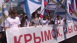 Жаркий июль Москва 28 июля 2012