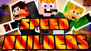 Minecraft - Speed builders [MOST KOMOLYAN?]
