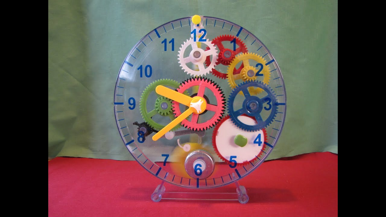 Make your own clock 1