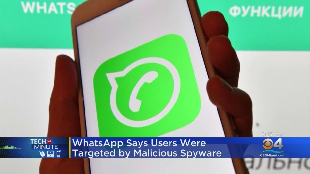 WhatsApp reveals major security flaw that could let hackers access phones