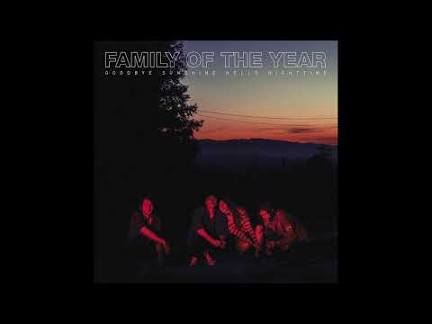 Family of the Year - Girl Who Washed Ashore [Official HD Audio]