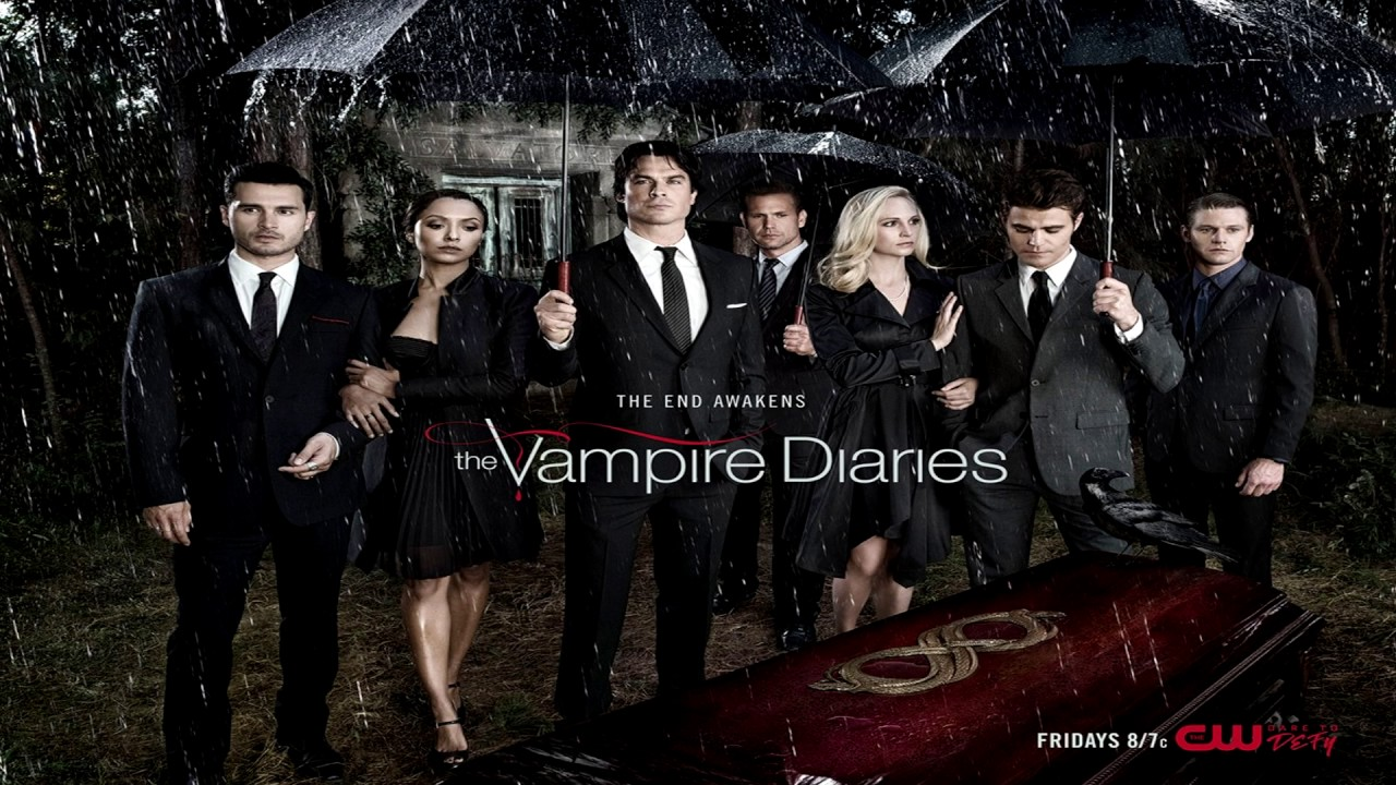 The Vampire Diaries Finale Take On The World You Me At Six Youtube