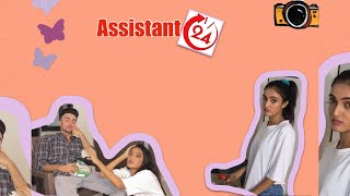 BECOMING PERSONAL ASSISTANT FOR 24 HOURS | Mukesh Jaiswal