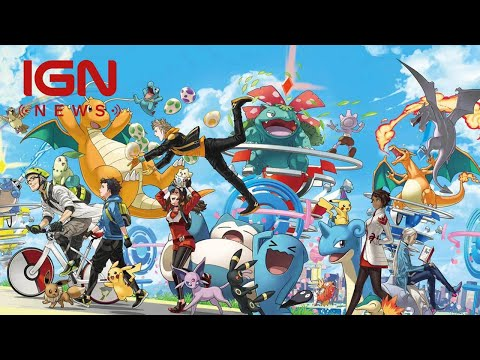 Pokemon Go Announces More Real-World Events, Global Rewards - IGN News