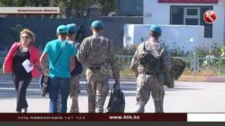 В военной части под Алматы контрактник убил солдата-срочника