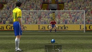 Penalty Kicks from ISS 95 to PES 2015