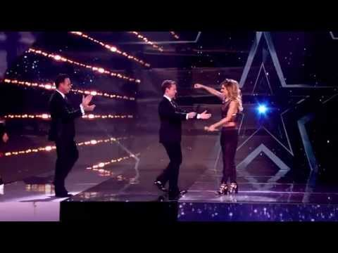 Cheryl ft Tinie Tempah`  Crazy Stupid Love   BGT Britains Got Talent2014  Full