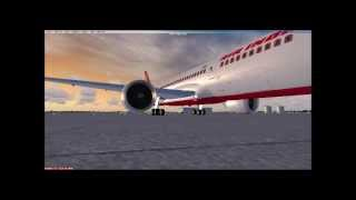 FSX Flights: Air India 112 (AI112) London Heathrow To Delhi With A Boeing 787 Dreamliner
