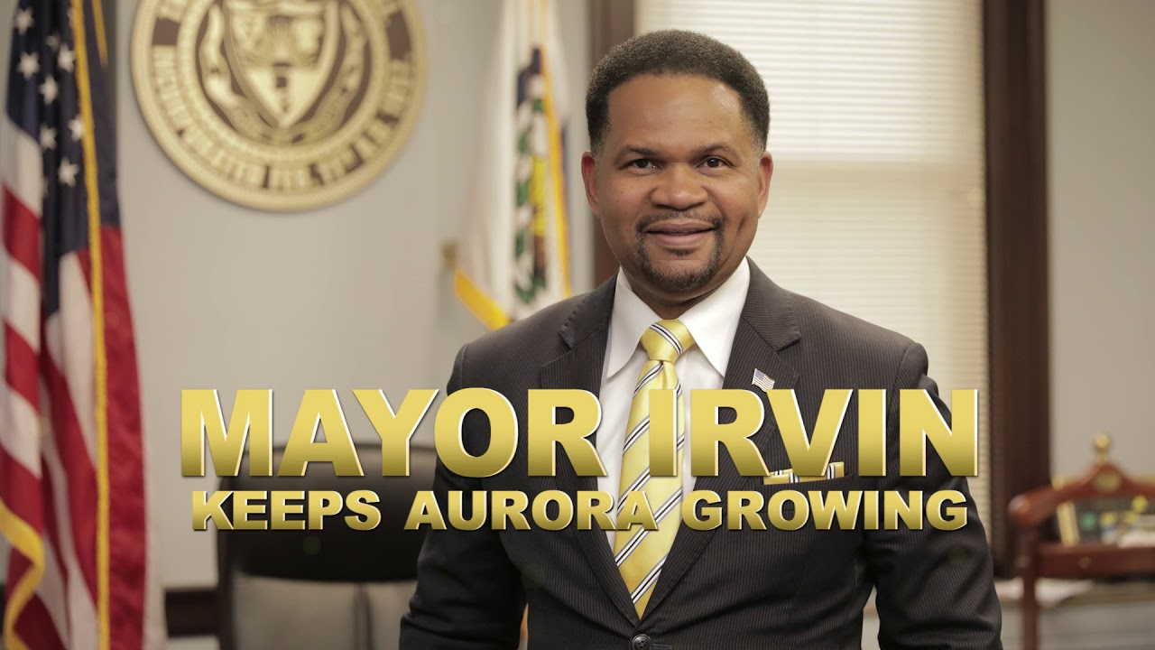 April 6th Is The City of Aurora Mayoral Election