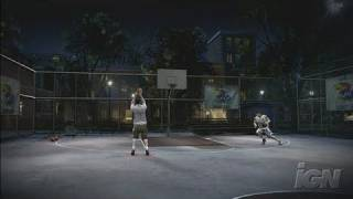 NCAA March Madness 07 Xbox 360 Gameplay - The Dorms