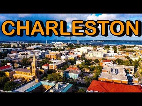Charleston SC Walking Tour Of Neighborhoods 2019