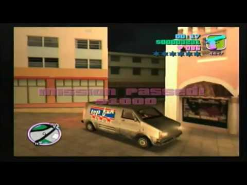 Let's Play Grand Theft Auto Vice City - Pt. 4 - Architecture And Demolition