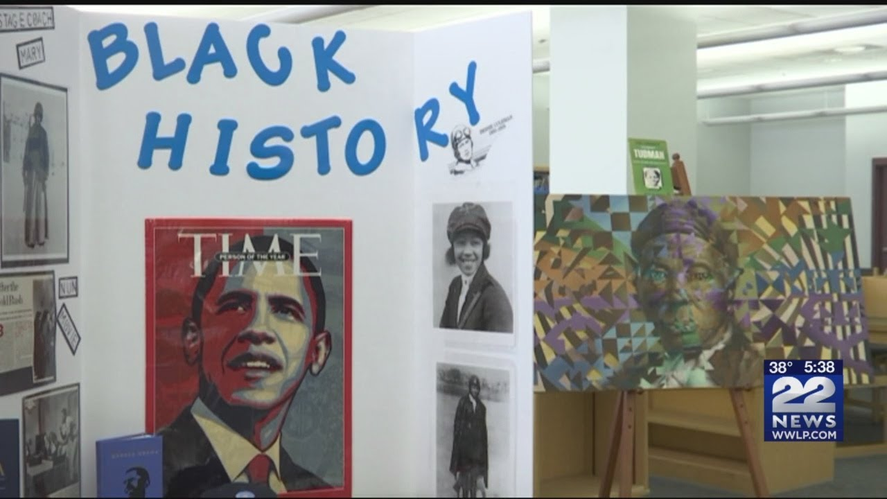 Retired Springfield school teacher displays lifetime collection of African-American memorabilia