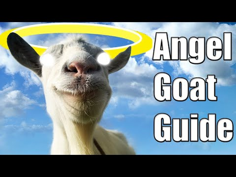 How To Get Angel Goat Ps4 Plz Subscribe