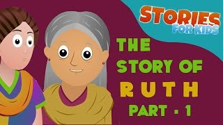 Stories and Songs for Kids | Story Of Ruth 1 | Kids Story and A Collection kids songs nursery rhyme