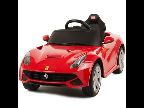 ferrari voitures jouets pour les enfants ferrari voitures enfourcher youtube. Black Bedroom Furniture Sets. Home Design Ideas