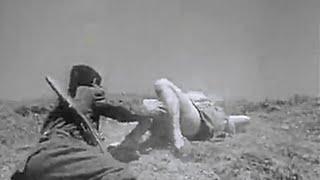 Итальянские солдаты - насильники (кадры из фильма)