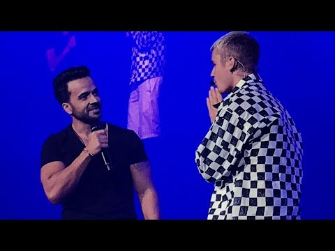 """Luis Fonsi Defends Justin Bieber's Decision to Not Sing """"Despacito"""" Live"""