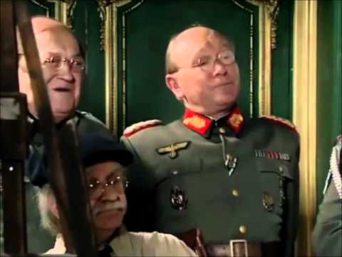 'Allo 'Allo Character Video 16. General Von Klinkerhoffen