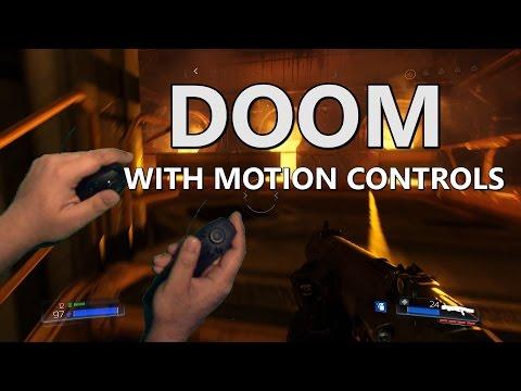 Motion Controlled: DOOM with the Razer Hydra