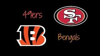 ROBLOX • NFL • 49ers VS Bengals