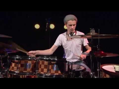 Jed McIntosh - Freestyle Drumming Live