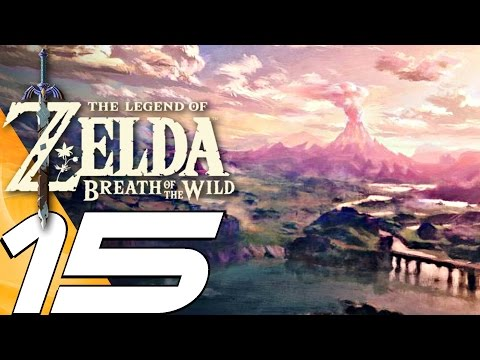 Zelda Breath of The Wild - Gameplay Walkthrough Part 15 - Link's Recovered Memories