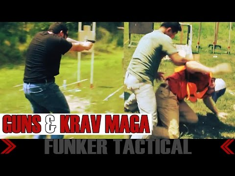 Krav Maga + Guns | How Martial Arts Completes Your Firearms Training