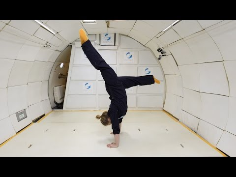ZERO GRAVITY GYMNASTICS | SHAWN JOHNSON