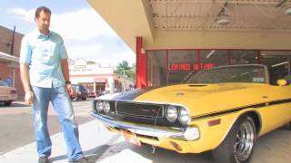 1970 Challenger R/T for sale at with test drive, driving sounds, and walk through video