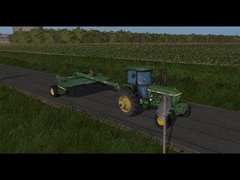 Farming on Blake Farms!   EP1! New Dedi Map!  #TeamScrunt