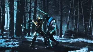 Mortal Kombat X Trailer - Audio Edit 2