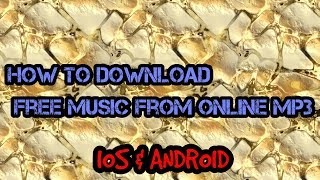 how-to-download-music-for-free-from-online-mp3-free