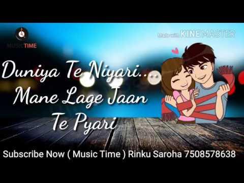 New Wathsapp Status || Girkani Chhori Gaurav Ladla || Music Time