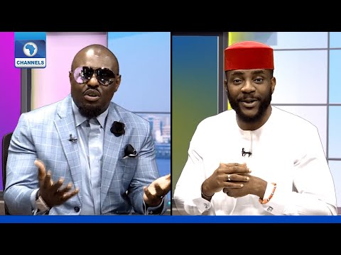 I Started Acting As An Act Of Rebellion - Jim Iyke