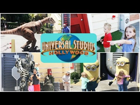 "Top 9 ""Secret"" Tips & Things You CAN'T MISS at Universal Studios Hollywood California!"