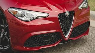 2017 Alfa Romeo Giulia Review | Fast, 4-door performance Sport Sedan