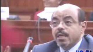Fun at Ethiopian Parliament