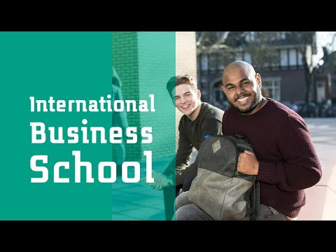 International Business School | Saxion University of Applied Sciences
