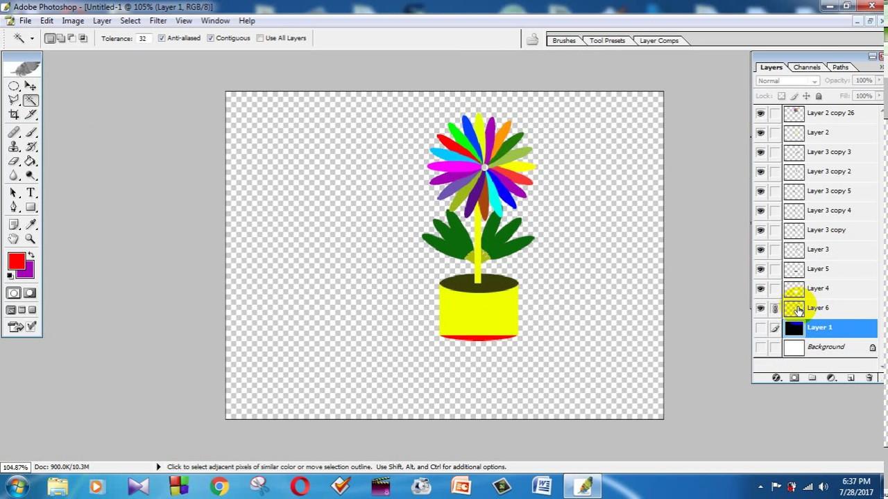Photoshop Design Tutorials Pdf