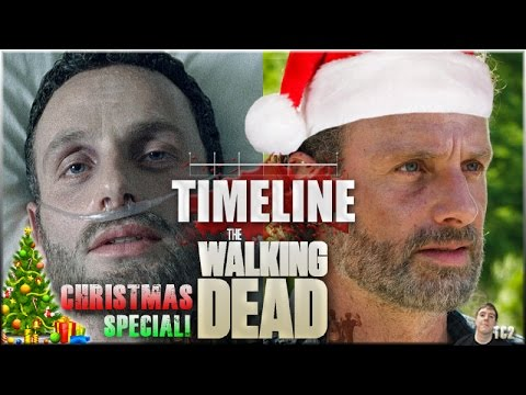 Thumbnail: The Walking Dead Timeline Explained - Christmas Special!