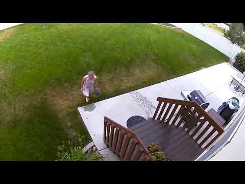 Tumbles Down Staircase!!!