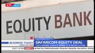 Equity and Safaricom announce joint transformation agenda