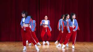 댄스공연팀 Bling Girls 블링걸즈 World   EZ LIFE Dance Performance Team   YouTube