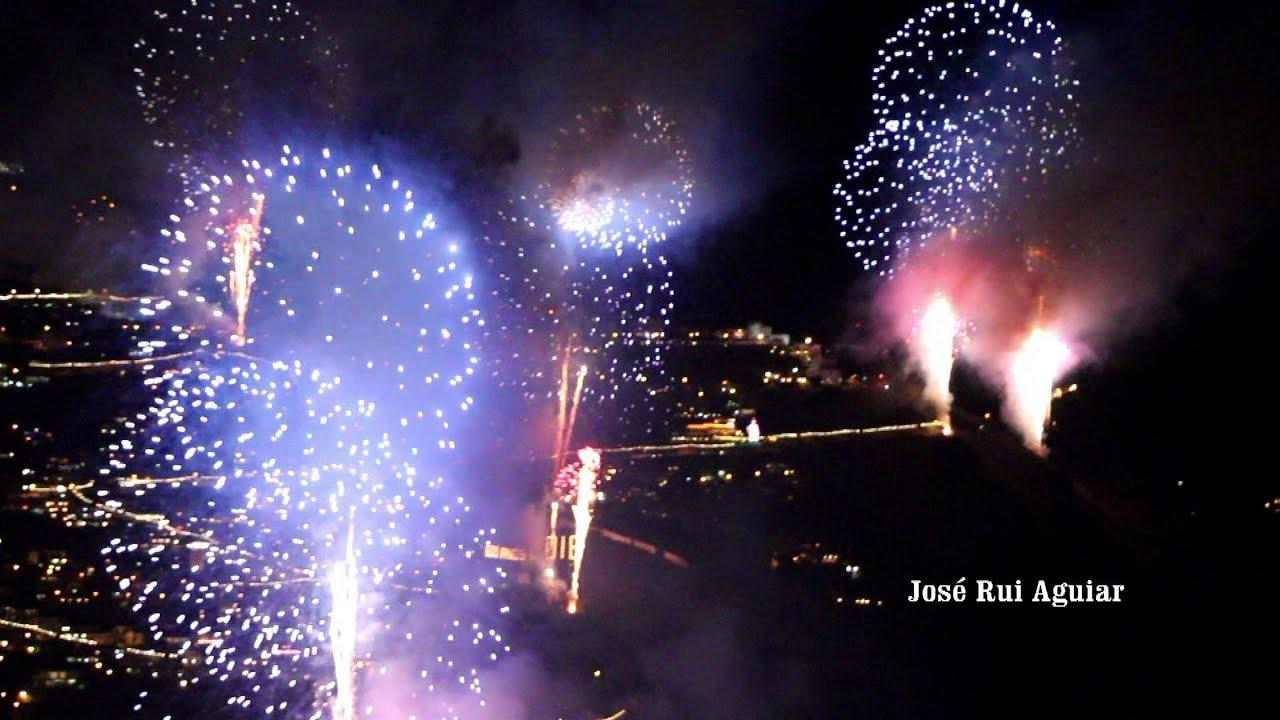 Fogo de Artifício Passagem de Ano Madeira 2017-2018 New Year Fireworks