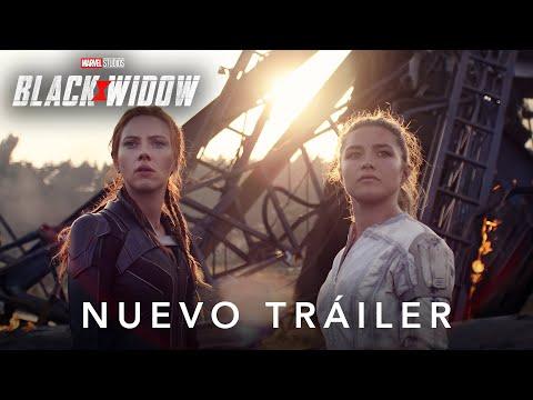 Black Widow de Marvel Studios | Nuevo Tráiler Oficial (Subtitulado)