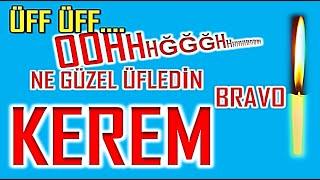 İyi ki Doğdun Kerem İsme Özel Komik Doğum Günü Şarkısı